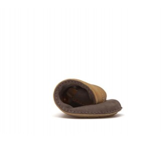Vivobarefoot ABABA L Leather Brown