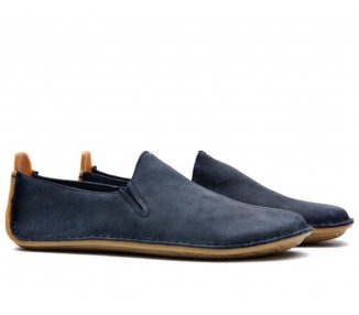 Vivobarefoot ABABA M Leather Navy