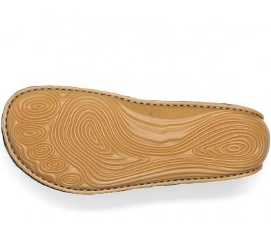 KOLHAPURI L Leather Chestnut/Hide