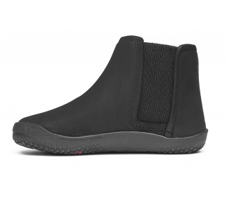Vivobarefoot NEPAL K Leather Black