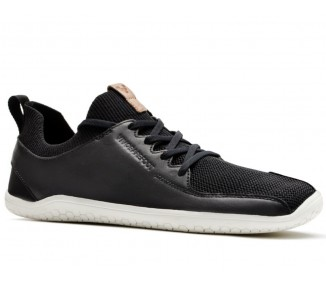 Vivobarefoot PRIMUS KNIT M Black Leather