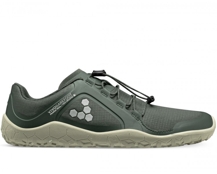 VIVOBAREFOOT PRIMUS TRAIL II ALL WEATHER FG MENS CHARCOAL