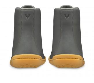 Anatomické prstové ponožky Simply - melírové nízké zelené
