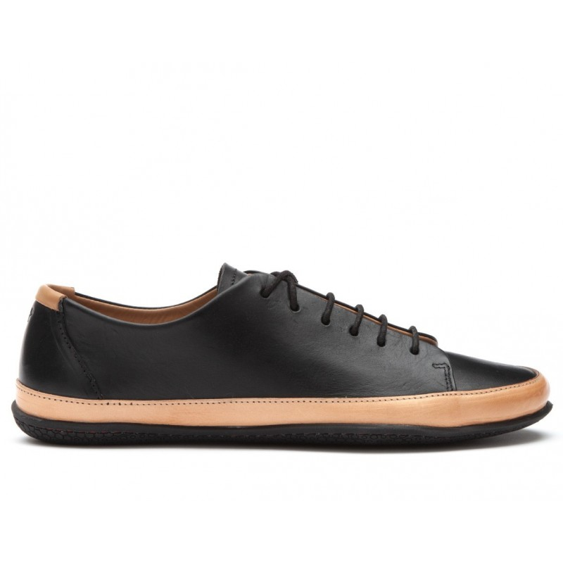 Vivobarefoot BANNISTER 2 M Leather Black