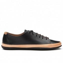 Vivobarefoot BANNISTER 2 L Leather Black