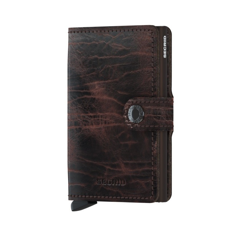 MINIWALLET SECRID DUTCH MARTIN CACAO-BROWN