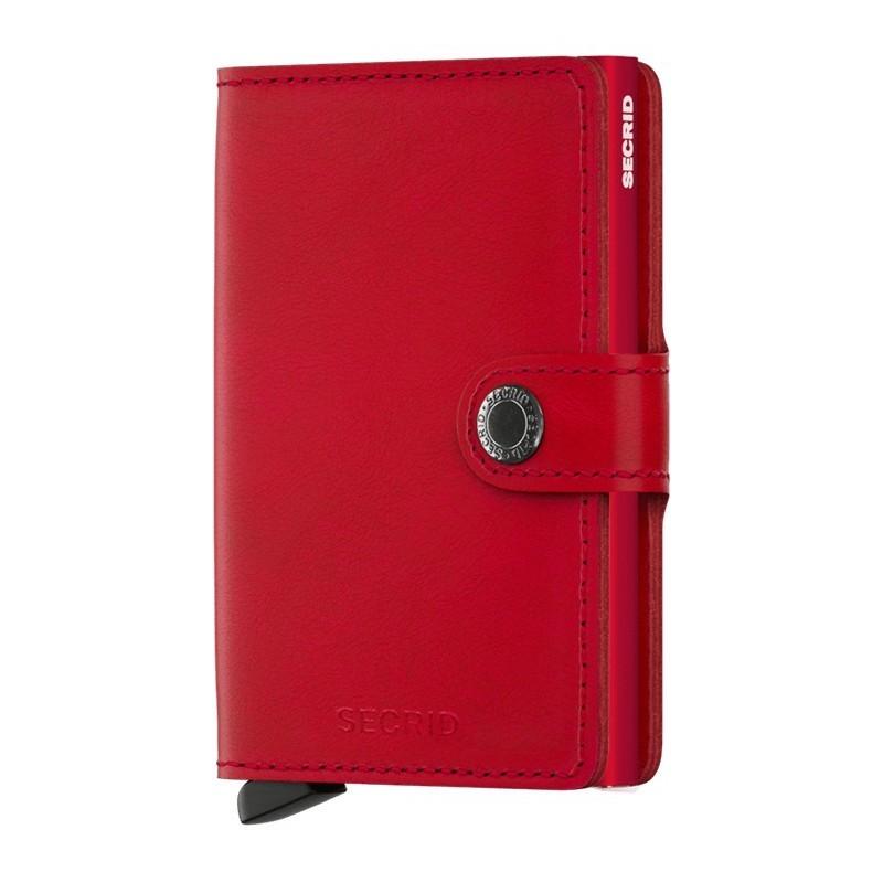 MINIWALLET SECRID ORIGINAL Red Red