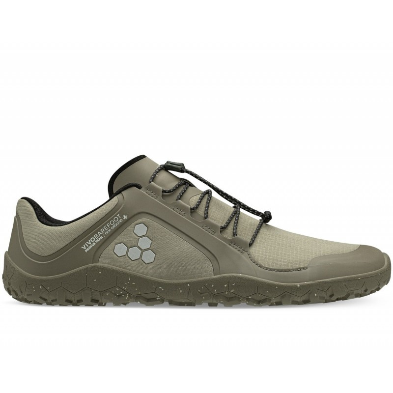 VIVOBAREFOOT PRIMUS TRAIL FG ALL WEATHER M DRIFT WOOD