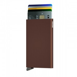 CARDPROTECTOR SECRID BROWN