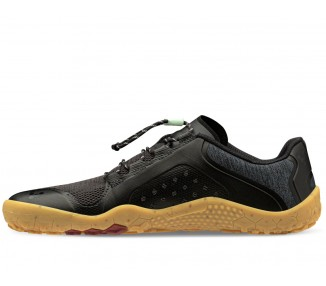 Vivobarefoot STEALTH II M BR Black/Red