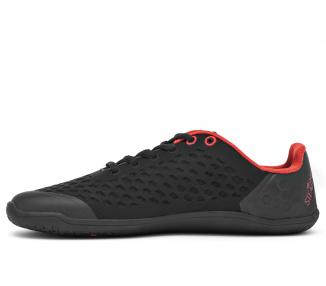 Vivobarefoot STEALTH II L BR Black/Red